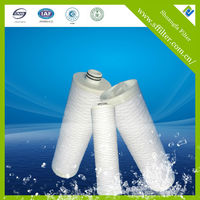 industrial pp string wound filter for sea water filtraition with good price