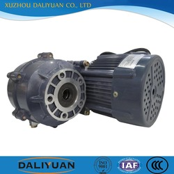 hydraulic pump motor couplings geared motor for bldc tricycle 650w