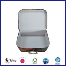 Wholesale Frozen Hard Cardboard Toy Sets Suitcase