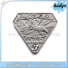 2014 Wholesale fashion metal best pins craft factory