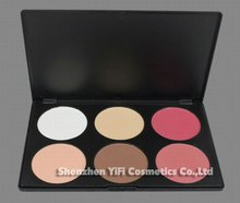 Wholesale light and delicate powder natural blush