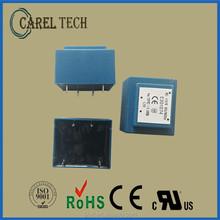 OEM ODM accepted, PCB mounted, EI30/10, 1.2VA, 1.3VA, 1.5VA, 220V, 240V 24V moulded power transformer