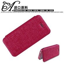 Cheap High Quality Leather Mobile Phone Case Leather Case For Iphone 6.