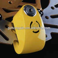 high quality safeguard motorcycle lock alarm with reminder