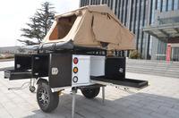OEM australian off road camper travel trailer