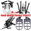 Motorcycles Front & Rear foot pegs footrest footpegs for Honda,Kawasaki,Yamaha,Suzuki,Harley,Ktm