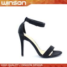 moda nuevos modelos de sandalias de tacón alto para damas