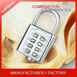 Safe 8 Digits Combination Lock for Travel Luggage