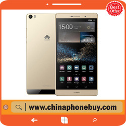 Huawei P8 max 6.8 inch cell phone EMUI 3.1 Smart Phone, Hisilicon Kirin 935 64bit Octa-core 1.5GHz+2.2GHz mobile phones