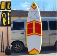 handmade soft inflatable sup surfboard/inflatable surfboard decoration/surf board