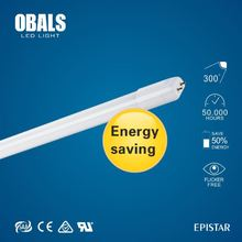 New Arrival Top Sale Nature White integral 1.2m t8 led tube light