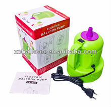 Cheapest high quality one nozzle electric air blower for balloon