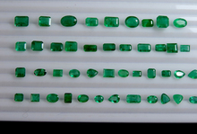 Natural afghanistan Loose Emerald