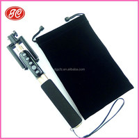 2015 Chinese Factory wholesale HIGH Quality Selfie stick pouch, High quality Selfie stick pouch
