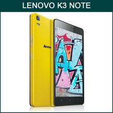 Original MTK6752 Octa Core 5.5 Inch Android 5.0 4G LTE Smartphone Mobile Phone Lenovo K3 Note