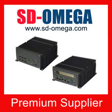 D525 Mini Itx industrial motherboard SDM58_D56L / 6*COM /LVDS Single 18bits/ 2* VGA /Pos Machine Industrial Motherboards