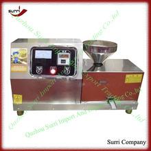 220v/de una sola fase de acero inoxidable de la extracción de aceite de la máquina