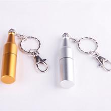Bottle Shape Metal USB Memory Stick With Full Capacity
