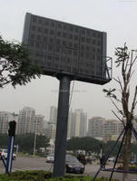 Popular new arrival attractive led large outdoor billboards
