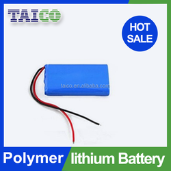 Super Thin Li-ion Polymer Battery 7.4v 1800mah for Golf Caddy