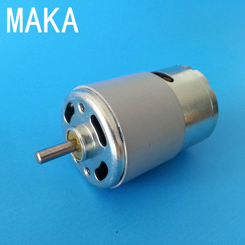 750jh12 12v 18v Electric Dc Pool Pump Motor With Dual