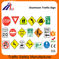 Customized High quality Arabic Road Safety Signs