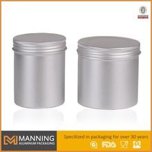 Customized aluminum empty tin cans sale
