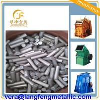 Titanium wear parts ti carbide cermet pins for max wear life in casting hammer head for limestone crusher titanium carbide rod