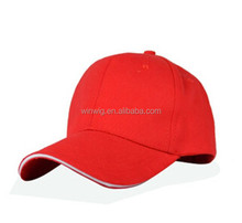 Blank 6-panels Cap /caps/ any color, any embroidery is available for promotional