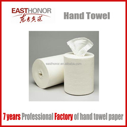 1ply white Z fold disposable bathroom paper hand towel