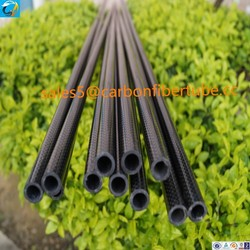 how to make roll wrapped carbon fiber tubes 50mm