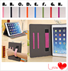 for ipad air mini case, tablet leather flip cover case for ipad mini