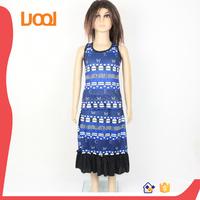 European style Tops+skirt 2Pcs Clothing Set For Girls Children casual wear