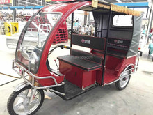 Battery Electric auto rickshaw hot sale