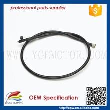 QianJiang OEM M/ELEGANCE Motorcycle Black Odometer Cable
