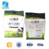 Premium quality side gusset plastic packaging bag for milk powder wholesale
