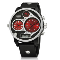 Ohsen AD2806 Cute Electronic Digital Sport Men Watch