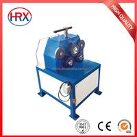 Factory direct sale HRX JY-50 angle iron rolling round machine