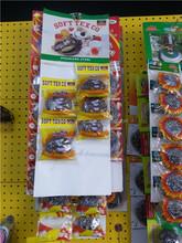 12 pcs opp bag packing scrubber on blister card, Blister card pakcing scourer