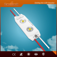PanaTorch Super Bright LED Module Backlit IP65 Waterproof PS-M323B injection molding case For sign box
