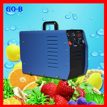 newest design portable 2g pure water ozone generator