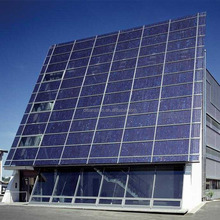 Competitive Price GOPV30Wp-156-36M 30w Semi Flexible solar photovoltaic panel with certificate CE TUV CEC