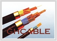 KVV22 450/750V Copper Conductor PVC Insulated and Sheathed Control Cable With Steel Type Armour Ground Cable