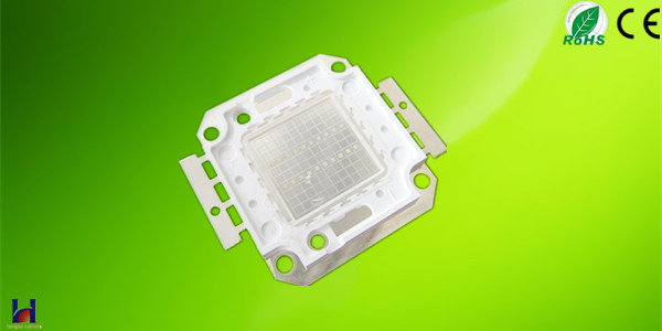 China Market CE RoHS Approved New LED 20W 605nm Amber COB LED Chip (2).jpg