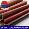 Enviromental protection of pu leather for sofa