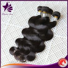 hot selling 100% unprocessed cheap 100% peruvian virgin hair body wave 4 pcs lot