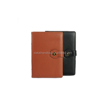 stationery factory notebook manufacturing machine, daily notebook cover with key