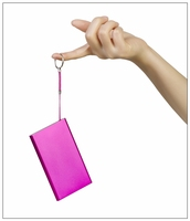 high quality colorful 4000mah powerbank slim of small size