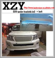 land cruiser fj200 2013 urban sport body kit front and rear down bumper
