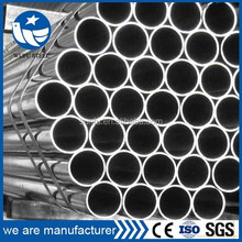 Structure carbon welded steel tube for roof sheet forming machine